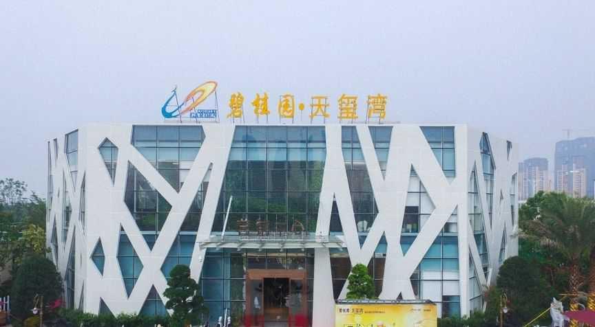 碧桂园天玺湾