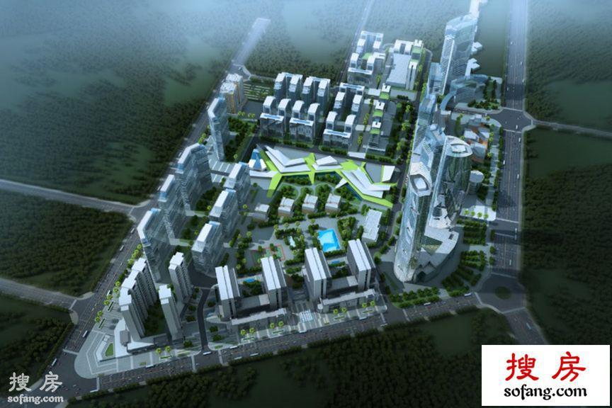 银河城市科技产业城