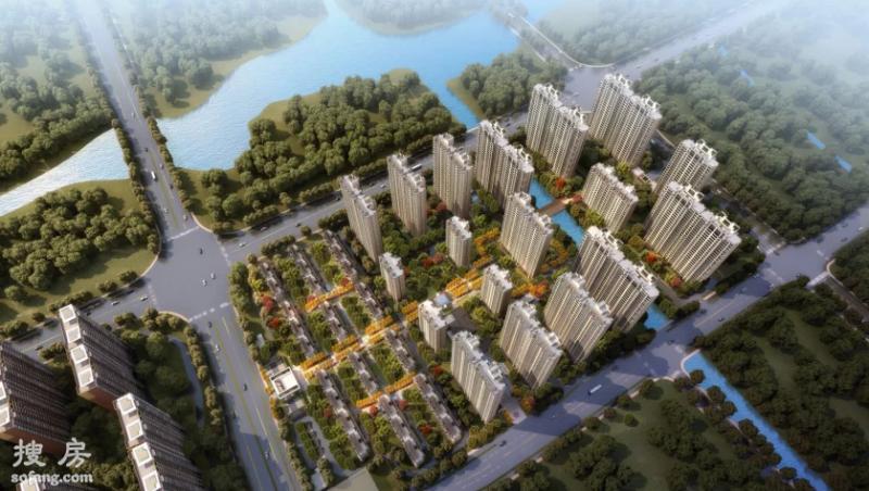 上海建工海玥系一号作品楼盘图片