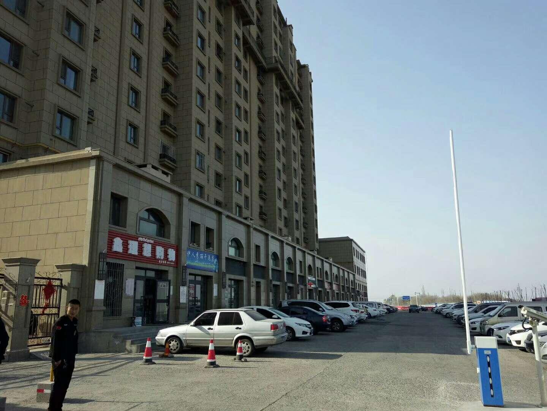 兵二智慧城旁沿街商铺(层高6.06米可隔两层)