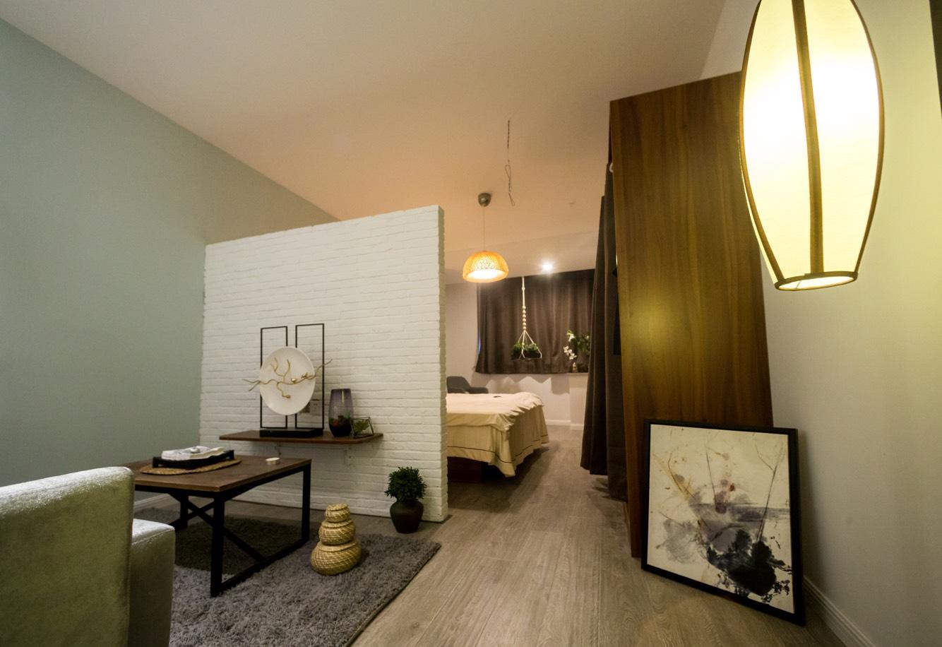 贝客公寓通园路店近双湖广场交通便利家电齐全