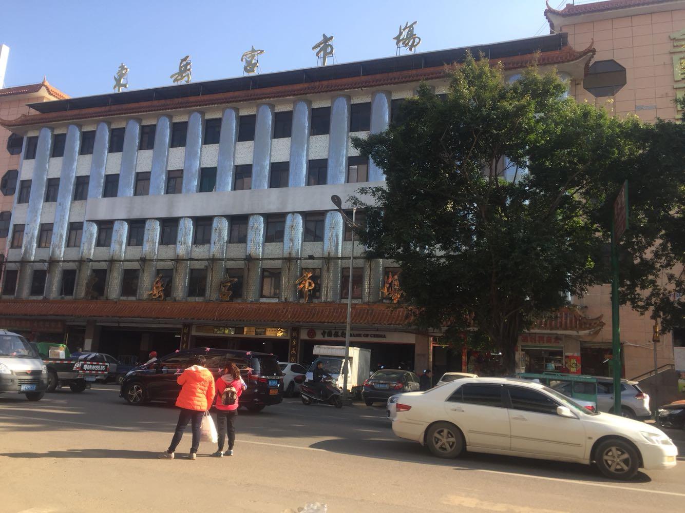东岳宫正门对面万富街整栋二层23万售