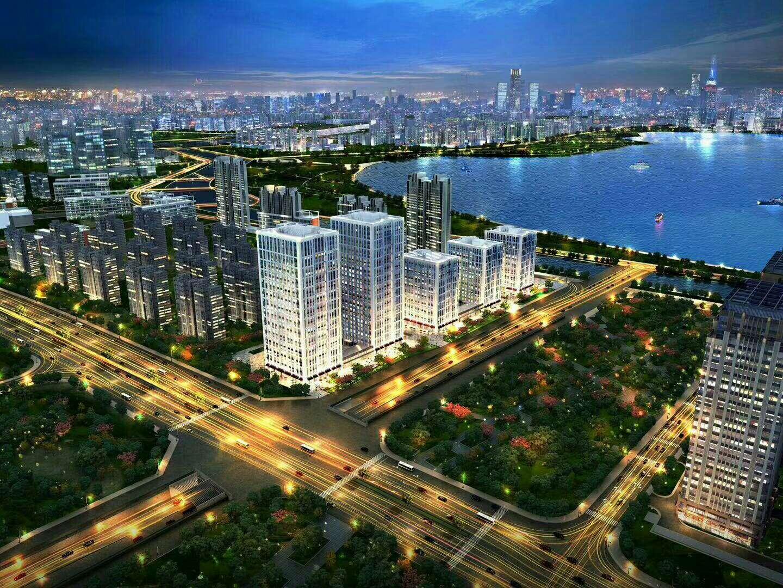 晋阳湖北岸唯一亲水低密商业集居地