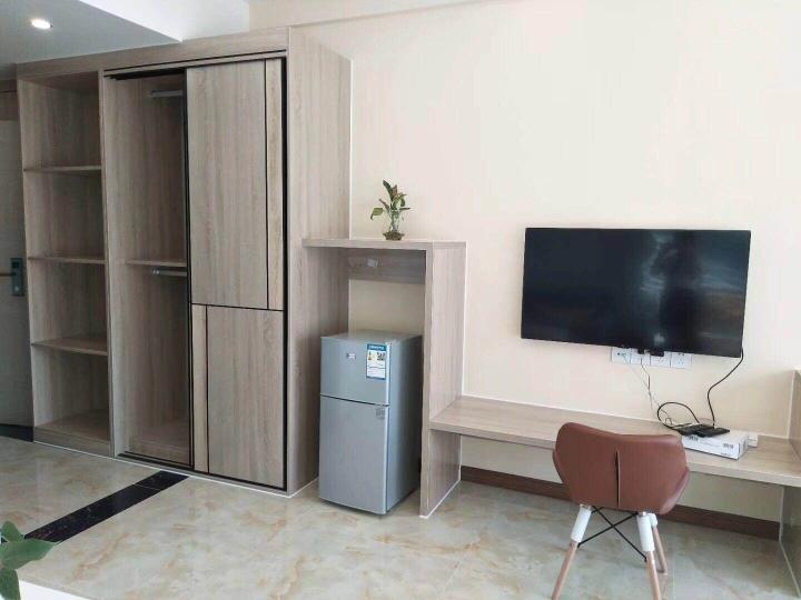 江南香榭丽公寓拎包入住月租1600