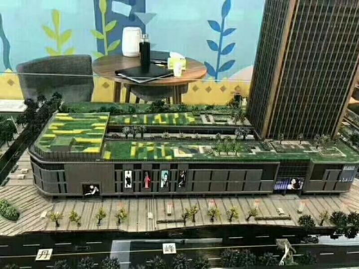丹城核心区域+博浪海港城+送学区+送车位+包租8年+年回报高