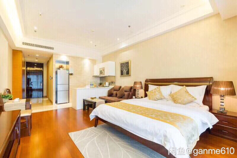 南京一总校126双学区双地铁新世界精装修公寓