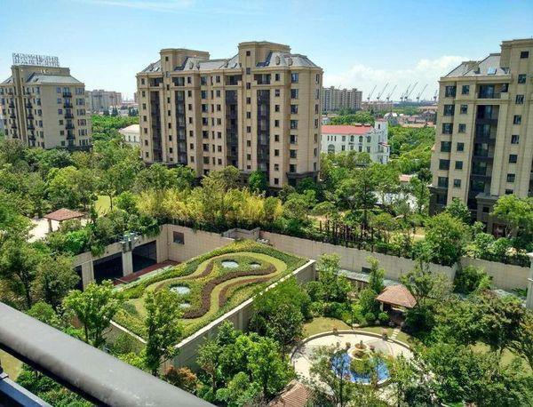 上海产权地铁19号线长兴岛站,升职潜力巨大.