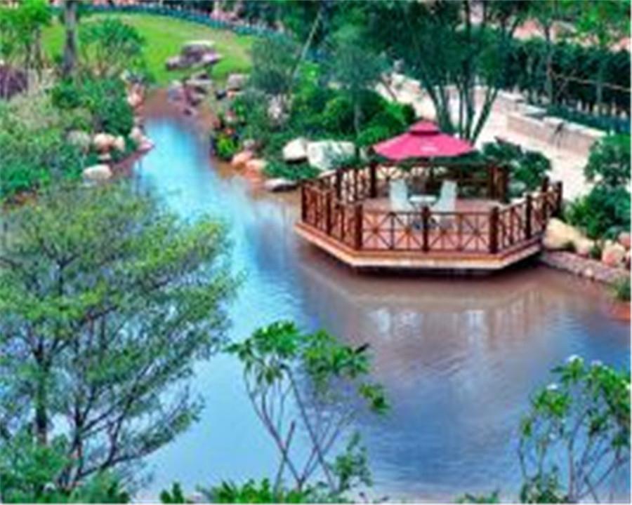 雅居乐 别墅大盘 欧式园林风格 环山望水 你值得拥