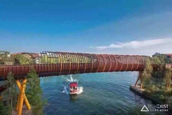 成都麓湖私家岛上别墅 带私家码头 订房就送进口游艇