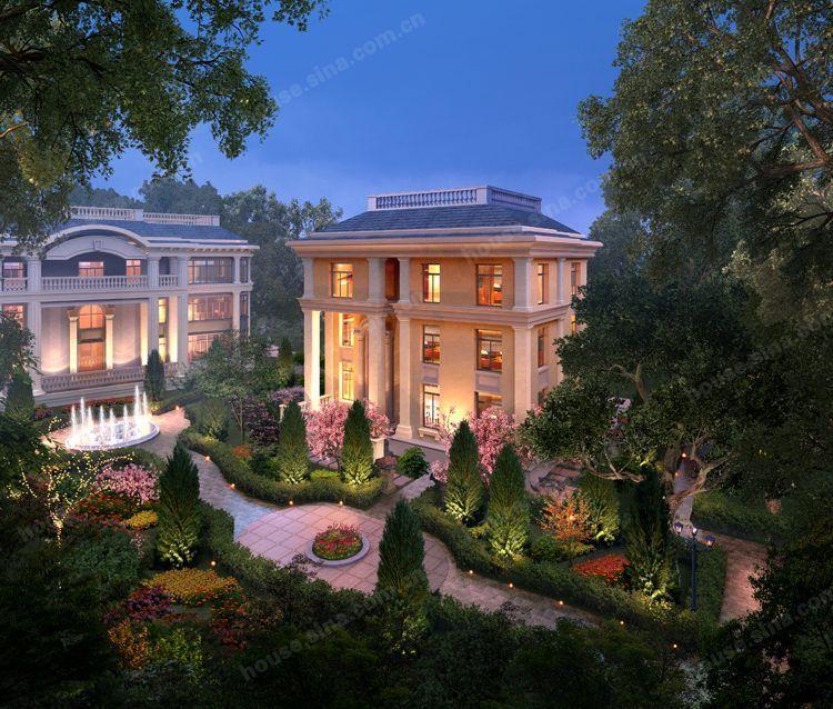 东山墅稀缺独栋,欧式精装,公园地产,诚意出售,随时看房