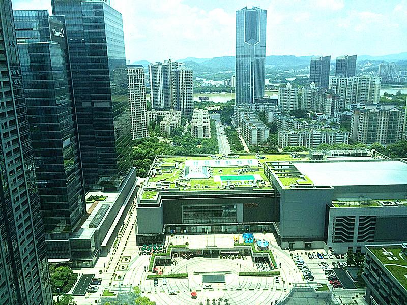 华茂中心 城中心区 坐拥豪华配套 一套房人生少奋斗10年