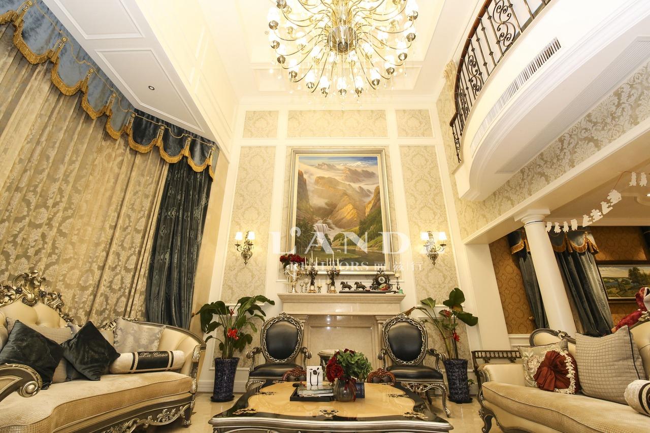 豪华欧式装修,尊贵独栋别墅,私家花园,保养好,同比御