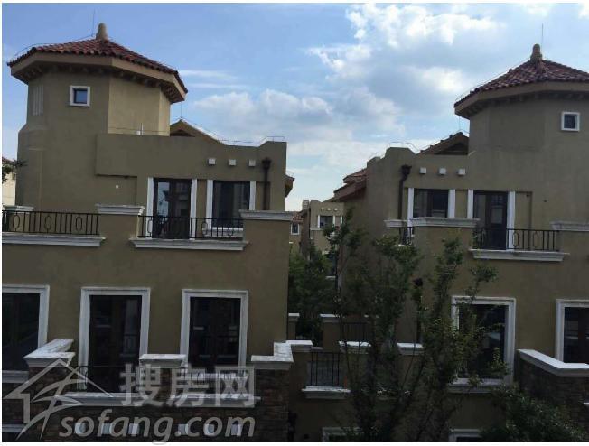 两层欧式风格房屋图片
