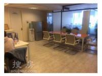 京东优选 汉威大厦750平 精装带家具 朝东南