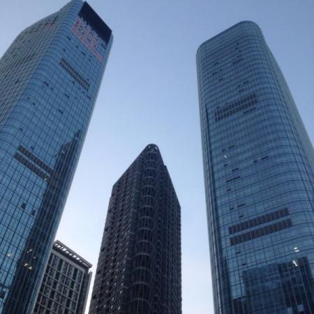 华润大冲商务中心图片
