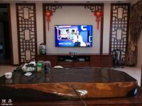 滨江豪园3房红木家具豪华装修出租5000元