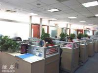 东四环住邦2000租赁部直租精装带家具拎包办公邻远洋国际中心