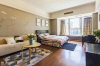 万达乐购对面 中茵加洲花城 新出超大空间单身公寓 拎包入住!