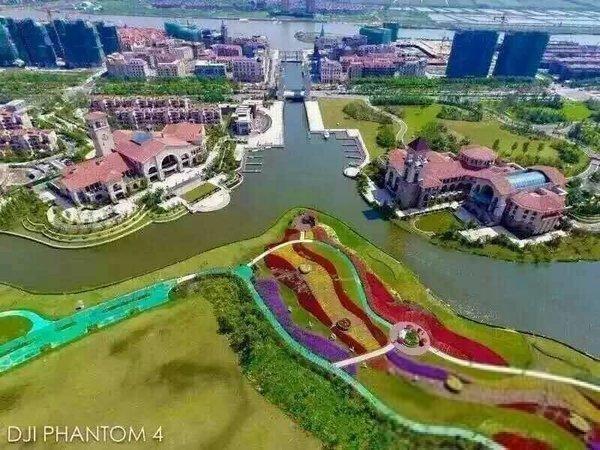 绿地长岛,仙境般的岛屿生活!公寓,别墅,住宅!不限贷!