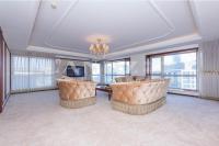 新出高层四居室重新装修+地暖双套房设计 观景好