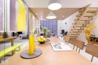 四方坪广电旁复式公寓 购一层享两层月租3000多紧临中茂城