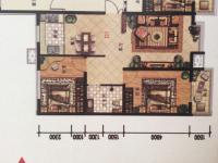急售金舍·雍景苑115平2室2厅中间楼层
