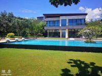 三亚海棠湾,一线海景独栋别墅,占地3亩赠送大花园值得拥有