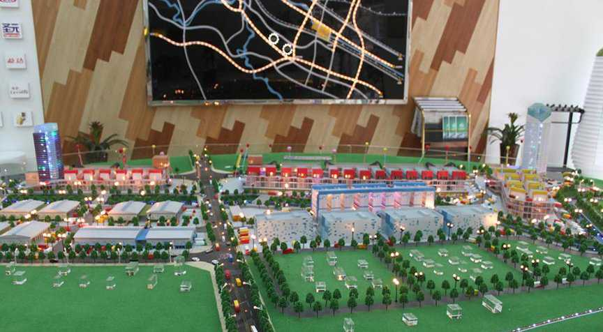 新雪域西南农产品交易中心