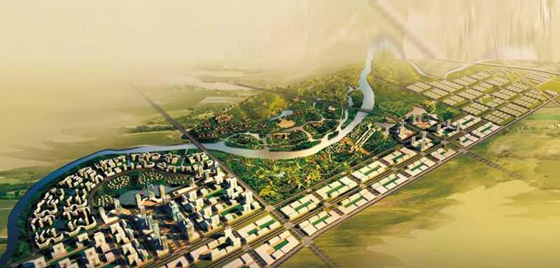 中国原点·龙安居国际家居建材城