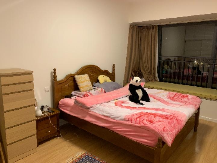 整租 绿地GIC成都中央广场 2室1厅1卫 81㎡