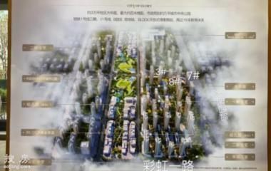 龍湖·彩虹酈城